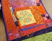 Floralburst Inspirations Art Quilt - Reserved