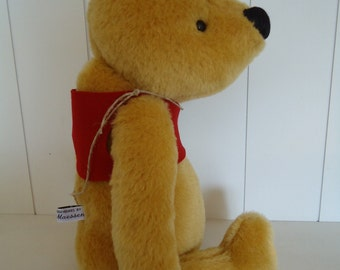 E Pattern big Edward Bear 16 inches/ 40cm