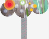 Wall Decal -  Tree - My illustration
