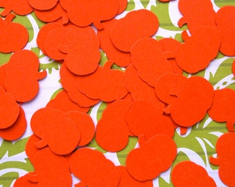 Pumpkins Set of 50 Card Stock Punches Die Cut Confetti Embellishments For Scrapbooking Paper Crafting Party Decor