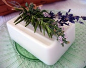 Patchouli and Lavender Natural Shea Butter Soap