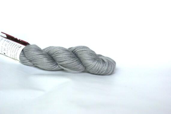 Ella Rae Bamboo Silk Yarn, Gray Yarn