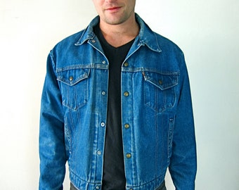 The Perfect 60's Levi's Jean Jacket