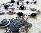 REDUCED PRICE Eclectic Victorian Necklace