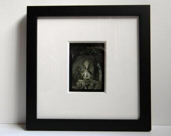 Framed Photography Buddha Statue, Buddha Print, Buddha Photo, Framed Art, Museum Quality Art, Buddha Art, Zen Decor, 8x8