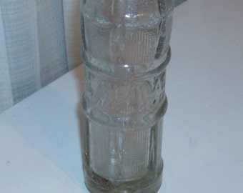1930s Hi-Klas Beverage Bottle