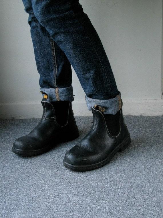Blundstone Chelsea Boot Black Blundstone Boots Black