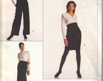 Donna Karan New York Vogue American Designer 2217 1980s