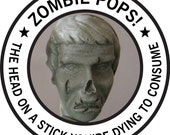 Reserved order for Amy Jo Hurley: ZOMBIE POPS Party Pack, Quantity 24