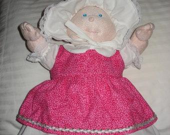 13 inch soft sculptured baby doll