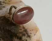 S A L E  -  Stone Ring - Agate - Ready To Ship