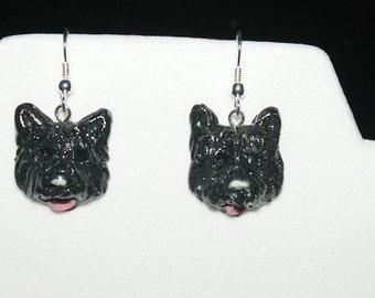 Scottish Terrier Earrings