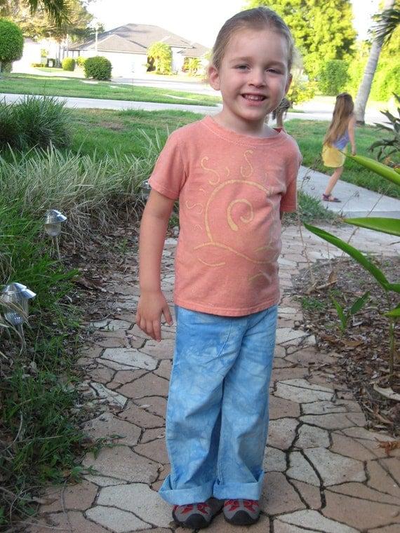 Little Kid Hemp Pants - Bimini Cruisers - colors available