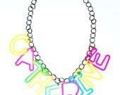 50% OFF - Customized Letter Necklace