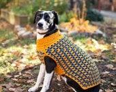 Large Wool Dog Sweater