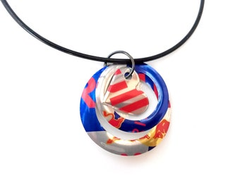 SALE Red Bull Energy Teen Girl Gifts Handmade Recycled Soda Can Jewelry Trending Jewelry Sale Jewelry R20