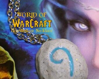 Hearthstone Necklace - World of Warcraft - Blizzard
