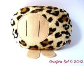 Wild Huggable Sheep plush - Short and soft faux fur