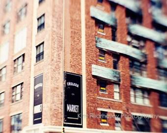 Chelsea Market NYC - Fine Art Photography, chelsea market, nyc, new york city, home decor, wall art, urban, market, chelsea