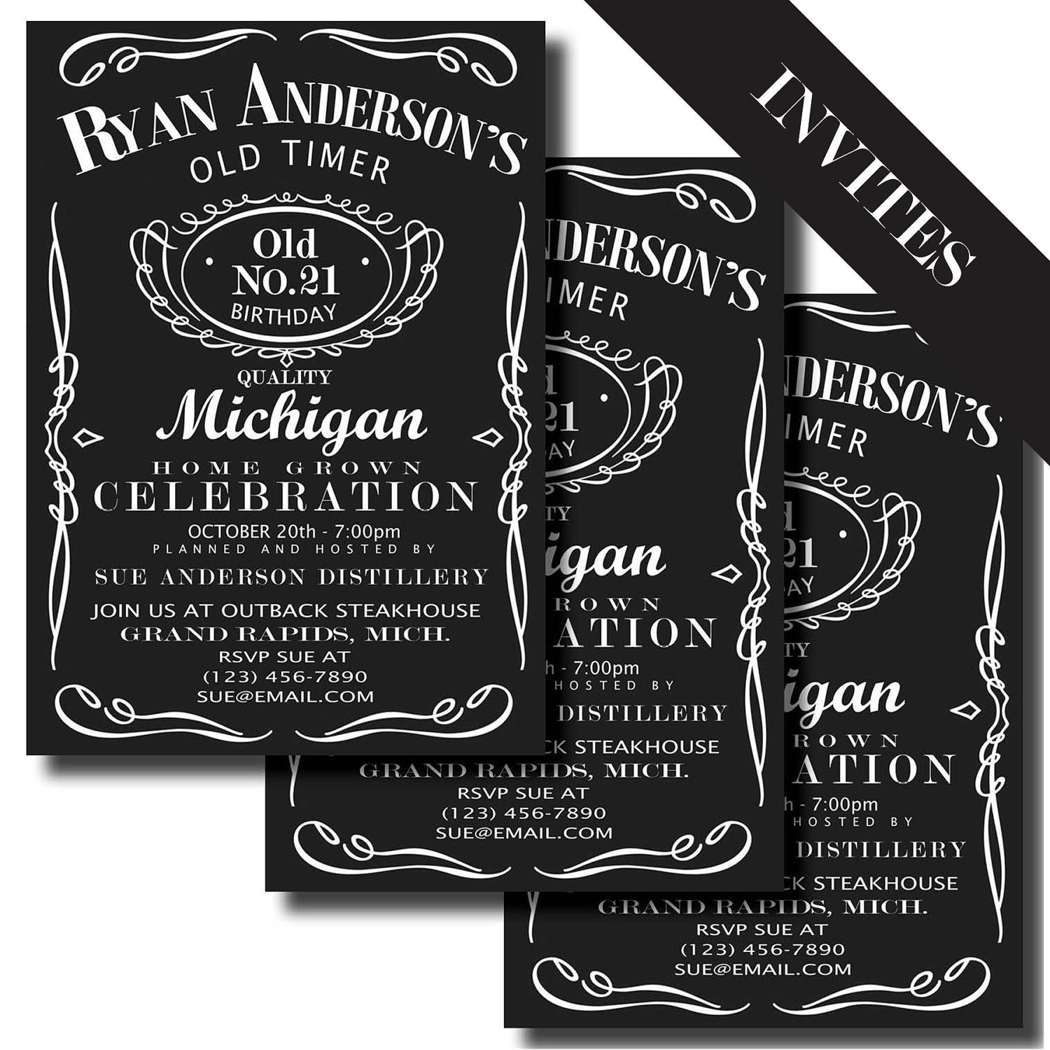 Mens 40Th Birthday Invitations as beautiful invitations example