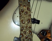 Born to Run guitar strap