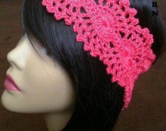 Ear Warmer Crochet Etsy Studio
