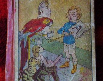 1964 Libro De Lectura No. 1 Luis F. Mantilla.  Mantilla Spanish Child's Book. Y-164