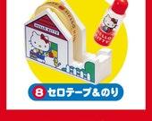 Re-Ment Sanrio Hello Kitty Stationery miniature set  8