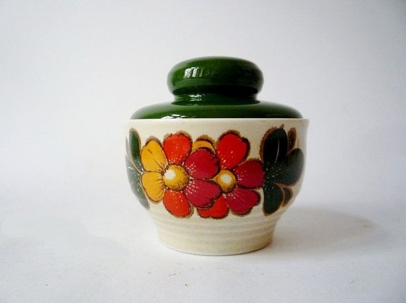 Vintage Sugar Bowl from Winterling Bavaria