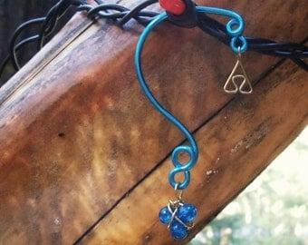 L.O.Z.® Magical Zora's Sapphire Ear Bend