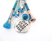 Mens Gifts - Golf ball marker - golf tees - valentines day gift man