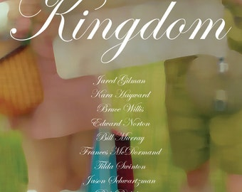 Wes Anderson Collection - Moonrise Kingdom Film Poster