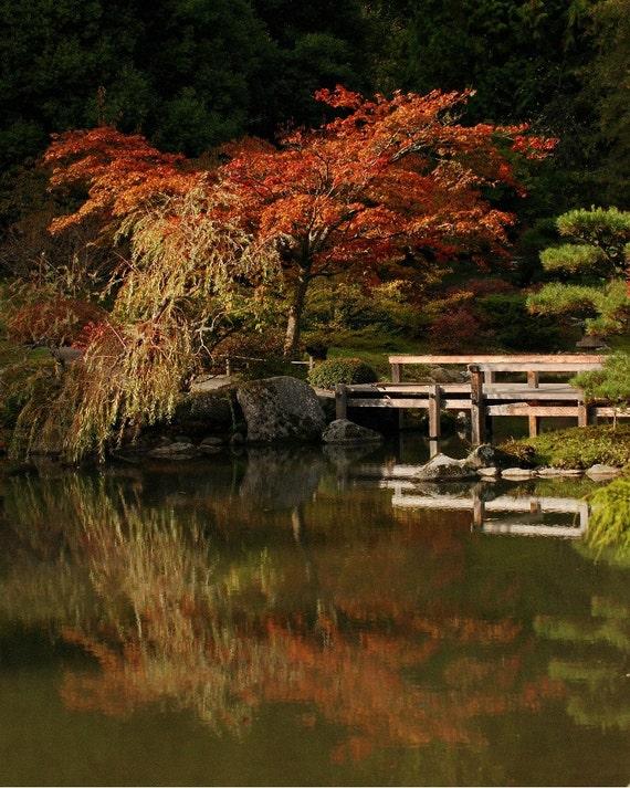 Japanese Garden Seattle Washington
