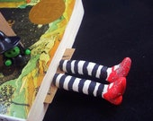 Wicked Witch Book Mark The Original Design Elphaba Wizard Of Oz One Of a Kind Gifts Collectables