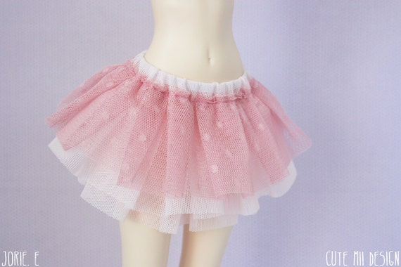 Reserved for Itbeeswax Slim MSD Cherry Blossom Fluff Skirt