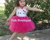 Kitty Tutu Dress - Infant