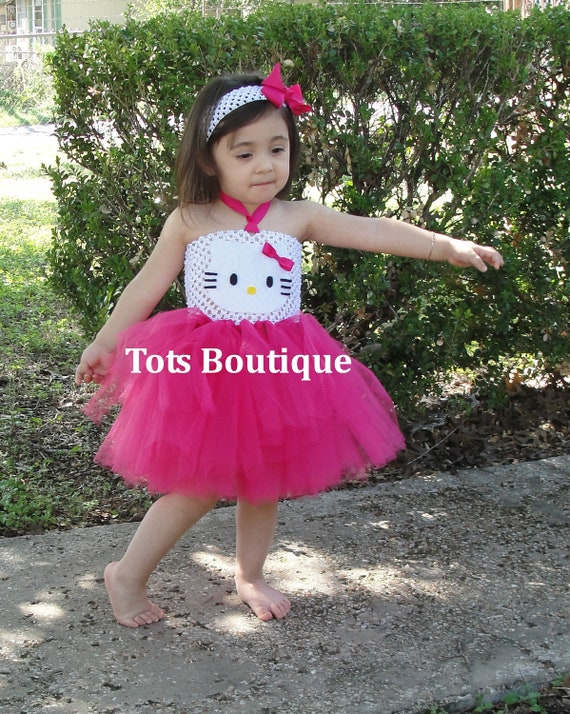 Kitty Tutu Dress - Infant