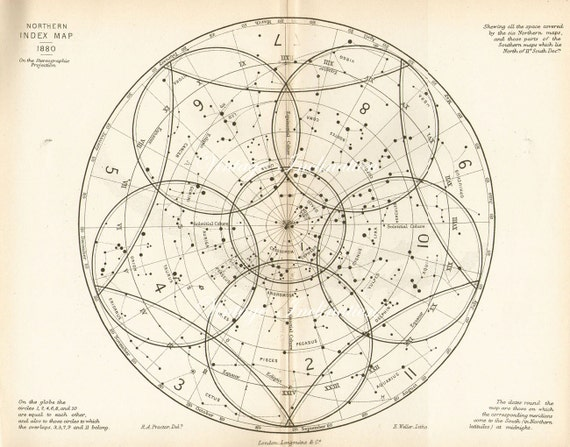 old navigational maps astronomy - photo #14