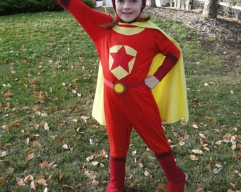 Word Girl - Super Hero Costume
