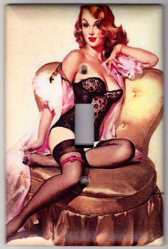 Pinup Style Lingerie 39