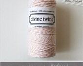 Peach - Divine Twine - 20 yards