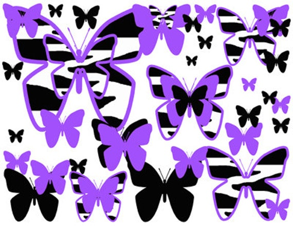 And Butterflies White Teens 49
