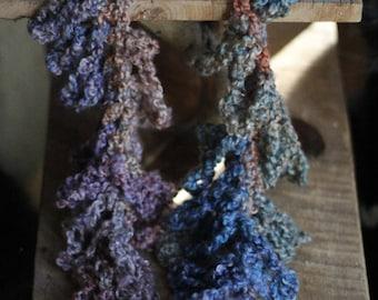 Beautiful, loopy scarf