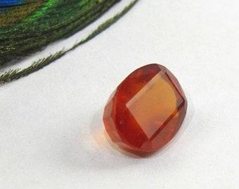 Hessonite Garnet Faceted Oval - 14.5 X 10.5 mm Genuine Natural Faceted Gemstone