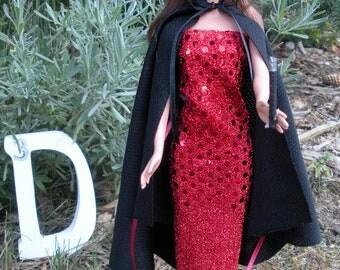 Fashion Doll Magician's Costume