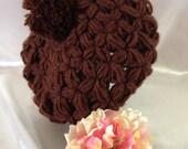 Beanie Hat Cap Crochet Slouch Beanie Pom Pom Beanie