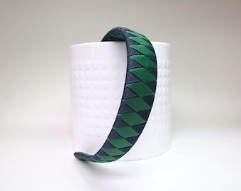 Headbands for Girls, Woven Headband, Navy Headband, Green Headband, Womens Headbands, Girls Headbands, Toddler Headbands, Headband