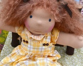 Waldorf Doll,12 inch, Girl luvkin, Mindy