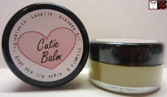 Cutie Balm- 10 gram jar - Hypoallergenic  Fragrance Free Cuticle Balm