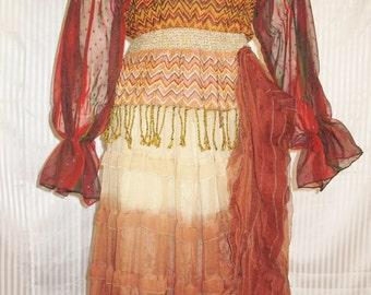 Renaissance Fortune Teller Costumes